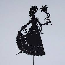 shadow puppets for sale 241 best silhouette shadow theater images on shadow