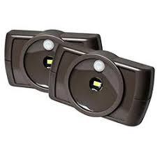 capstone wireless motion sensor light 2 pk capstone industries 0255 lite 12 led wireless motion sensor light