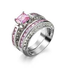engagement rings pink images 2018 pink diamond ring asscher cut engagement rings white gold jpg