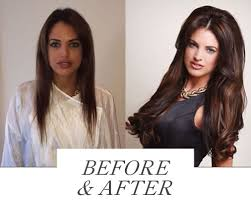 hair extensions nottingham hair extensions in nottingham types of hair extensions