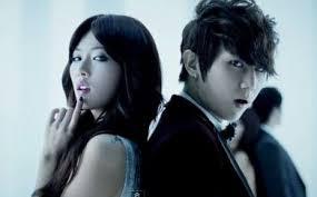 k pop js hyuna trouble maker photoshoot kiss kiss kpop reviews review trouble maker 4minute s hyuna and