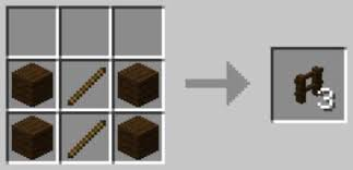 How To Make A Crafting Table How To Build A Crafting Table In Minecraft For Dummies Minecraft