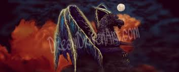drawings of dragons u2013 using fresh paint u0026 picsart dream driven art