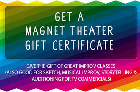 magnet theater nyc improv sketch comedy and more