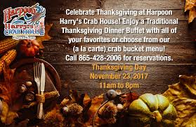 harpoon harry s crab house in pigeon forge tn