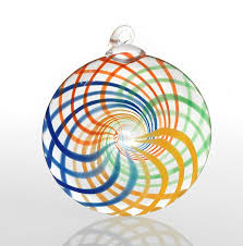 67 best artglass ornaments images on