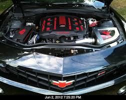 2012 camaro dimensions cai inc s cai installed in my 2012 lfx moderncamaro com 5th