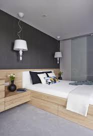 chambre couleur grise peinture murale couleur grise foncee chambre adulte