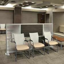 Wall Room Divider by Half Wall Room Divider 8 Low Height Screen With Translucent Wood