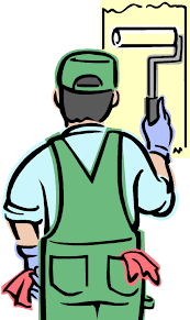 How To Clean Walls For Painting by To Prepare A Wall For Clipart