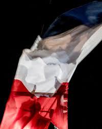 Frenxh Flag Captains Dinner Under French Flag Foto U0026 Bild Abstraktes Formen