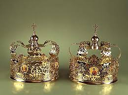 orthodox wedding crowns s wedding
