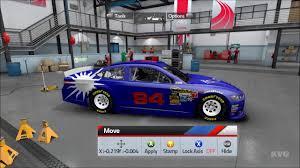 nascar u002715 customize car paint scheme pc hd 1080p youtube