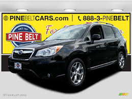 green subaru forester 2014 2016 crystal black silica subaru forester 2 5i touring 106479145
