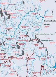World Mountain Ranges Map by Srilankaview Maps Of Knuckles Mountain Range Of Sri Lanka