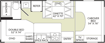 class a rv floor plans class c motorhome floor plans brew home