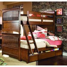 bedroom inspiring bed style ideas with cozy full over full bunk