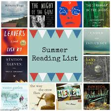 the summer 2017 reading guide not your typical list of book