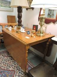 Maple Drop Leaf Table Found In Ithaca Maple Drop Leaf Table 260 362