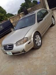 used nissan maxima registered nigerian used nissan maxima year 2002 autos nigeria