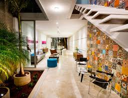 eclectic home designs colorful home done in an eclectic style decorated with tiles