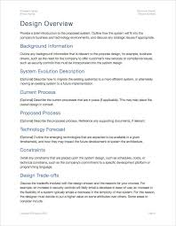 system design document template apple iwork pages