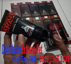 ciri titan gel asli original usa jual cream titan gel asli usa di