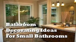 Bathroom Decorating Ideas Pictures Bathroom Decorating Ideas For Small Bathrooms Creative Bathroom