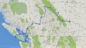 Desolation Sound Map Sea To Sky U2013 En Route Travel Canada