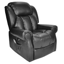 hainworth electric recliner chair with heat and massage elite