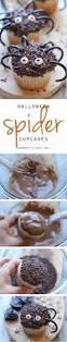 Halloween Cakes Recipes by Halloween Spider Cupcakes Damn Delicious
