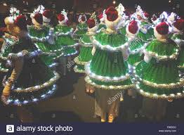 The Dancing Lights Of Christmas by The Dancing Christmas Tree Christmas Lights Decoration