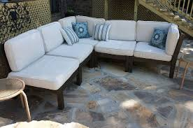 Washing Patio Cushions How To Clean And Renew Outdoor Furniture And Stained Cushions