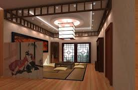 Japanese Small Home Design - large modern interior japanese small house interior design that