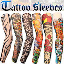 temporary arm tattoos ebay