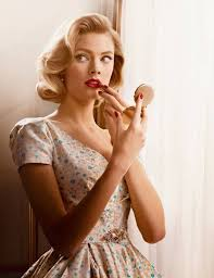 nice hairstyle for woman late 50s best 25 mad men makeup ideas on pinterest mad men hairstyles