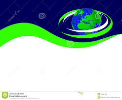 blue and green business card template stock images image 14334744