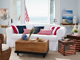 Red White And Blue Home Decor Red White Blue Living Room Gotta Have These Red White U0026 Blue