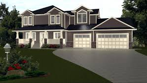Backyard Garage Ideas 3 Car Garage Design Ideas Ideascar Town Plans With Apartment