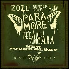 Tegan And Sara Set List by 2010 Summer Tour Ep Tegan And Sara