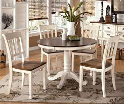 Kitchen Dining Room Furniture How To Benefit From Round Kitchen Table Darbylanefurniture Com