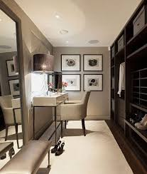dressing room designs dressing room shelf wardrobe along one side and large recessed