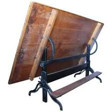 Antique Drafting Tables For Sale Drafting Tables 56 For Sale On 1stdibs