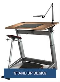 Stand Up Desk Exercises Office Exercise Equipment The Inside Trainer