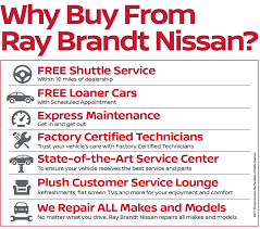 nissan finance customer service phone number reasons to buy from ray brandt nissan in harvey louisiana