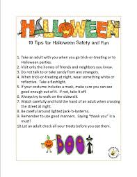 creative kritters halloween safety tips halloween pinterest