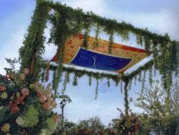 How To Make A Chuppah Chuppah Huppah Ideas For Your Jewish Wedding Arches Canopy