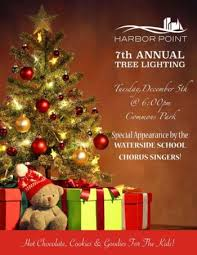 milford ct tree lighting 2017 harbor point 7th annual tree lighting at harbor point stamford ct