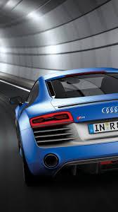 audi r8 wallpaper blue 720x1280 2013 audi r8 v10 plus sepang blue pearl effect rear