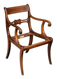 Regency Dining Chairs Mahogany Regency Dining Chair Set Of Eight In Mahogany
